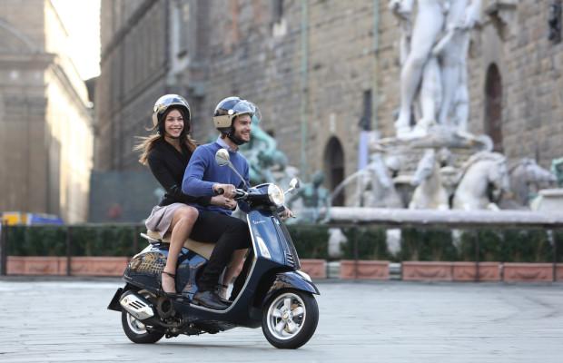 EICMA 2013: Die Vespa Primavera kommt wieder