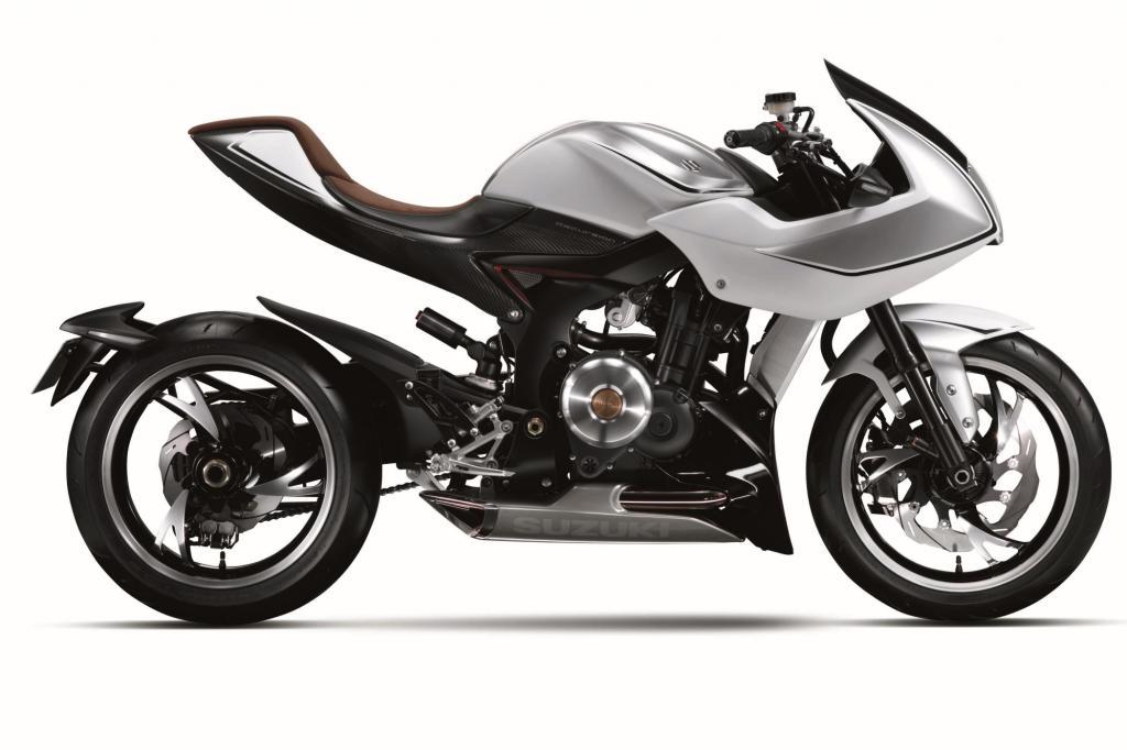 Ebenfalls auf der Tokyo Motor Show lüftet Suzuki das Geheimnis, in welche Richtung künftige Entwicklungen von Mittelklasse-Motorrädern bei der japanischen Firma gehen könnten.