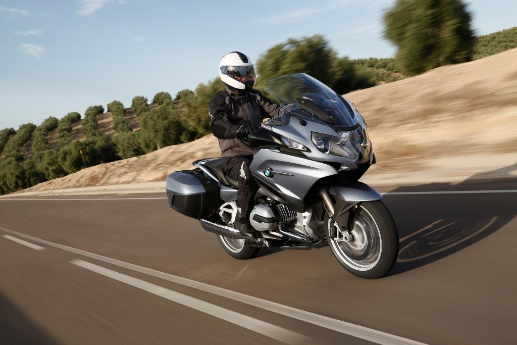 Eicma 2013: BMW R 1200 RT lässt sich ganz einfach schalten