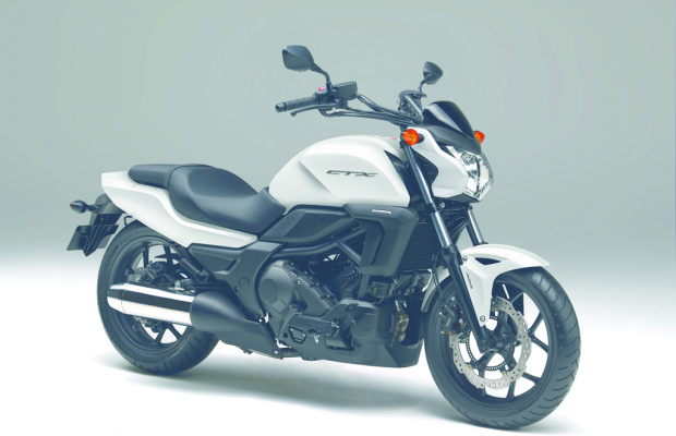 Eicma 2013: Honda macht aus der NC eine CTX
