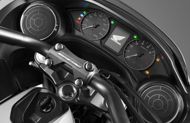 Eicma 2013: Neuer V4-Cruiser von Honda