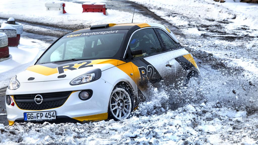 Essen 2013: Opel mit Vollgas zurück im Motorsport