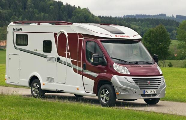 Europäischer Freizeitfahrzeugmarkt rückläufig – Zuwächse in Deutschland