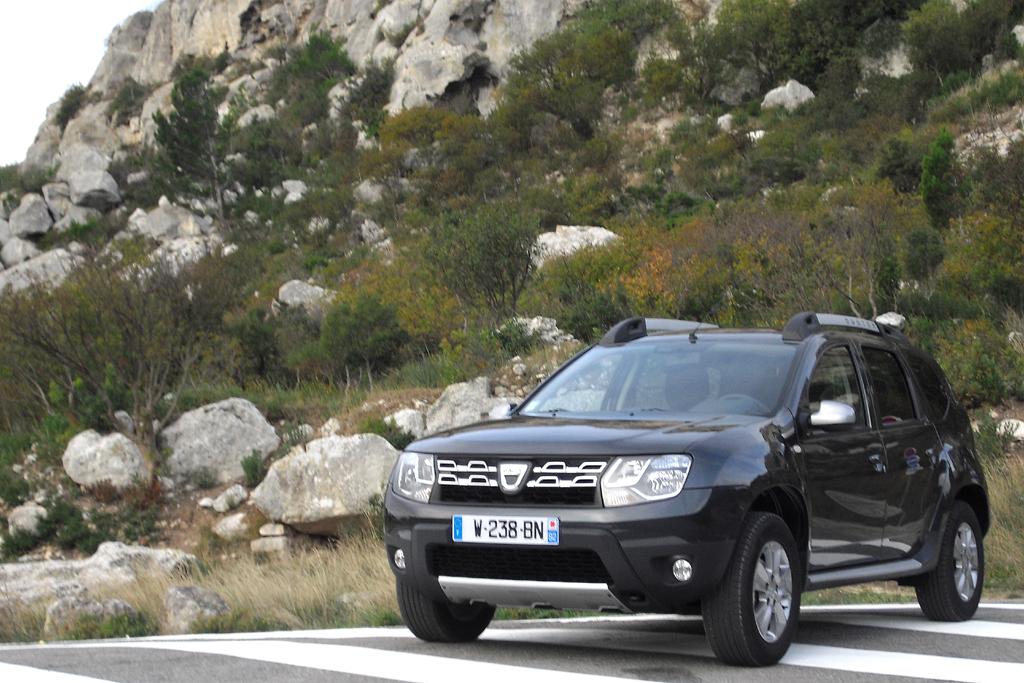 Für Europa läuft der Duster von Dacia in Rumänien vom Band.
