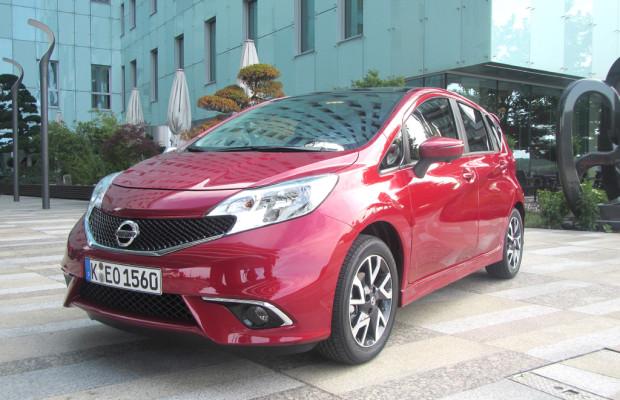 Für städtische Mobilität: Nissan setzt weiter auf Modelle wie Micra, Note und Elektro-Leaf