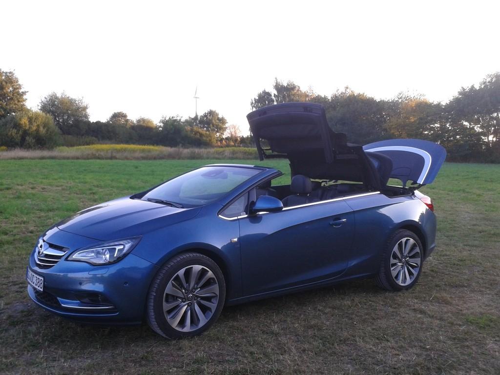 Fahrbericht Opel Cascada: Frischluftspaß