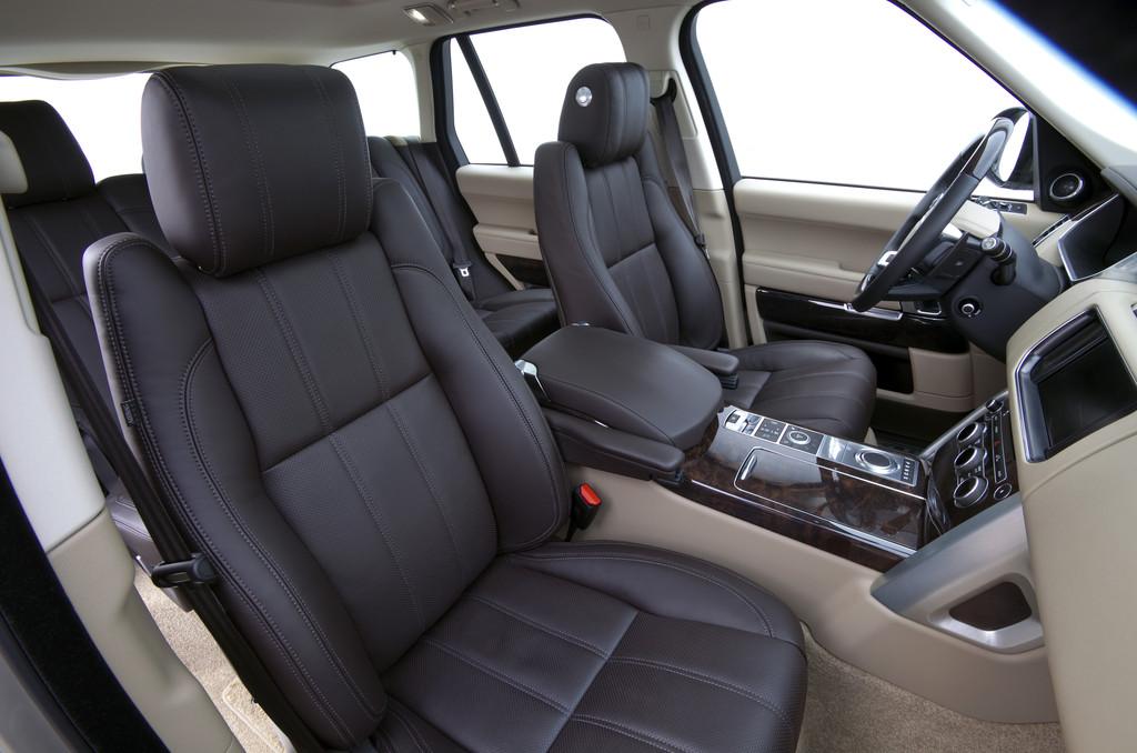 Fahrbericht Range Rover SDV8: Seine Lordschaft auf Diät