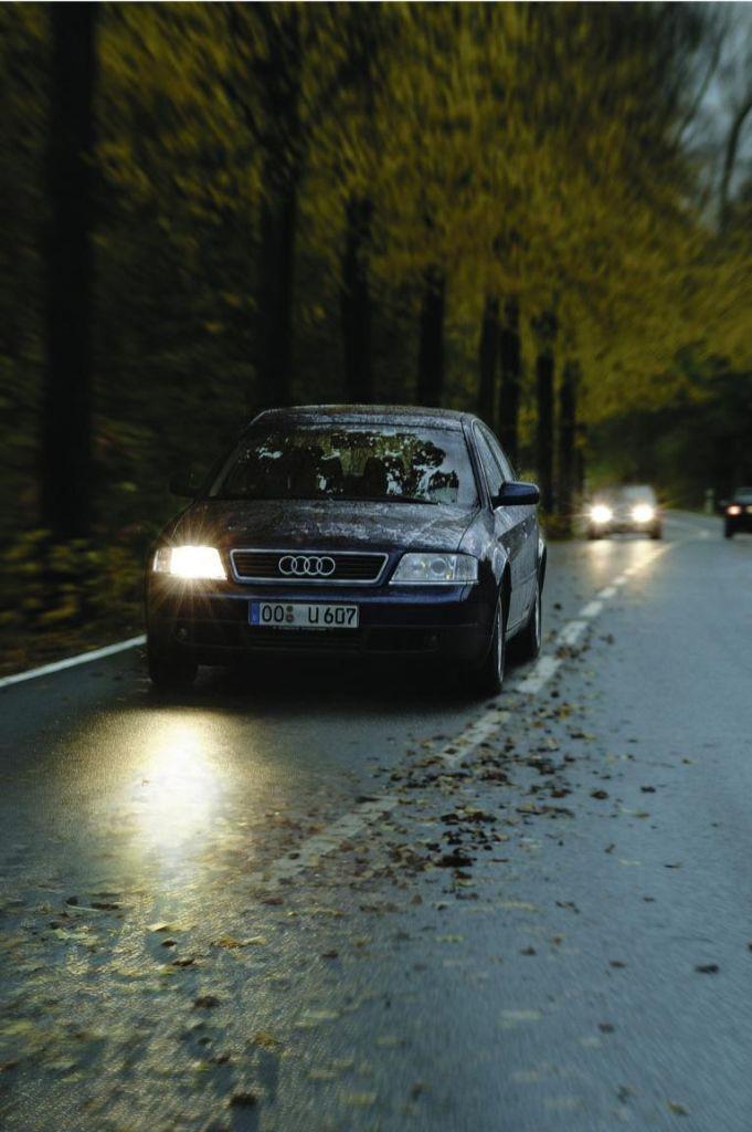 Fehler beim Autolampen-Wechsel