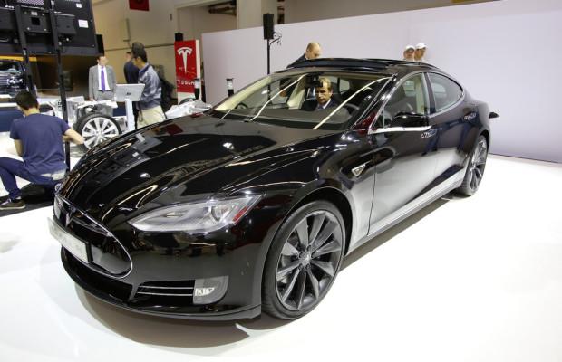 Feuer-Hattrick bei Tesla