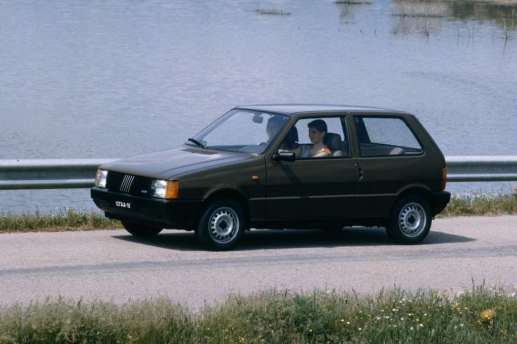 Fiat Uno Diesel ab 1984