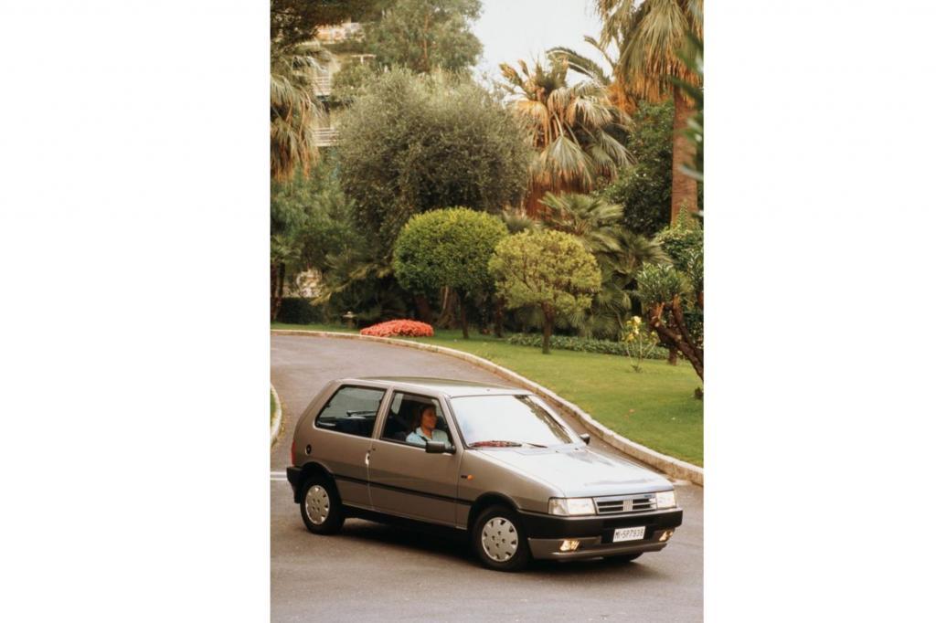 Fiat Uno Dreitürig SX ab 1989