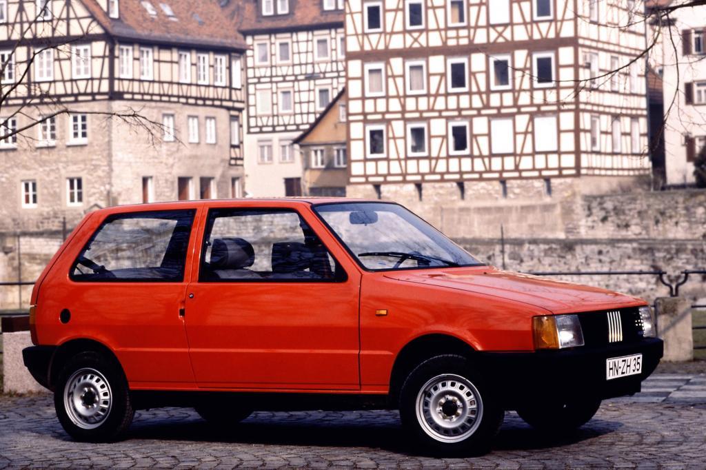 Fiat Uno Dreitürig ab 1983