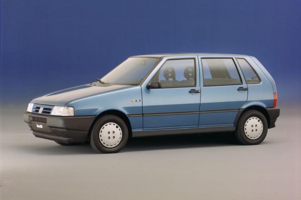 Fiat Uno Fünftürig Diesel ab 1990