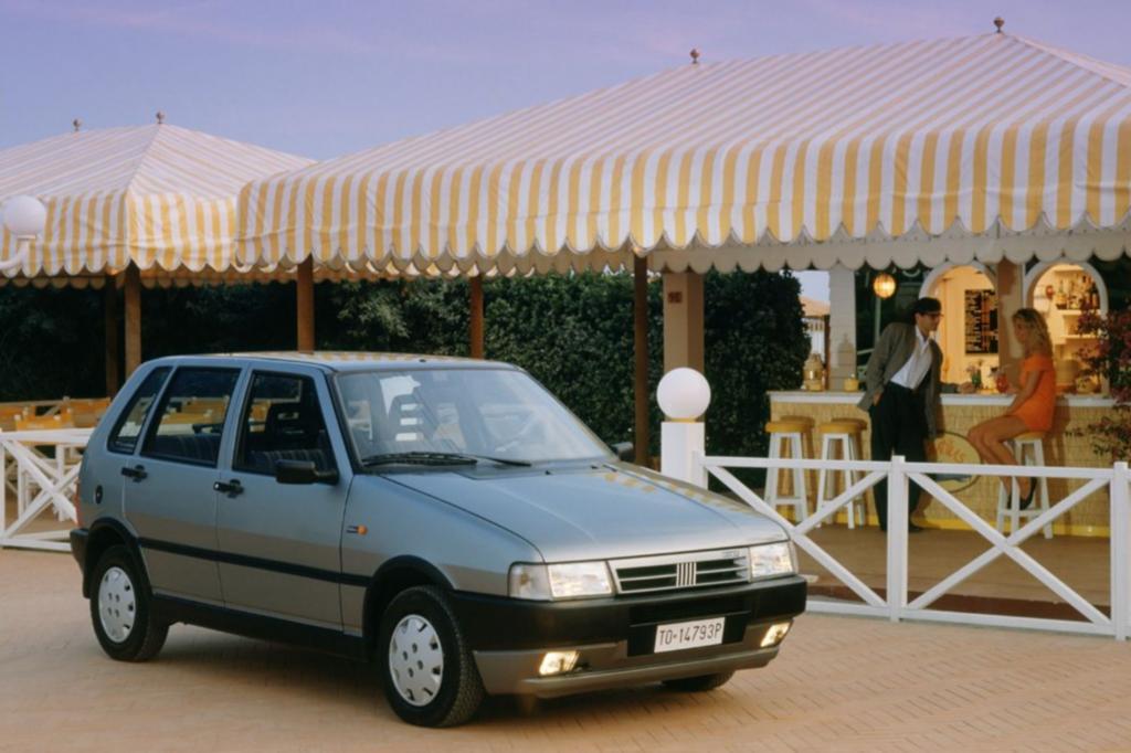 Fiat Uno Fünftürig SX ab 1989
