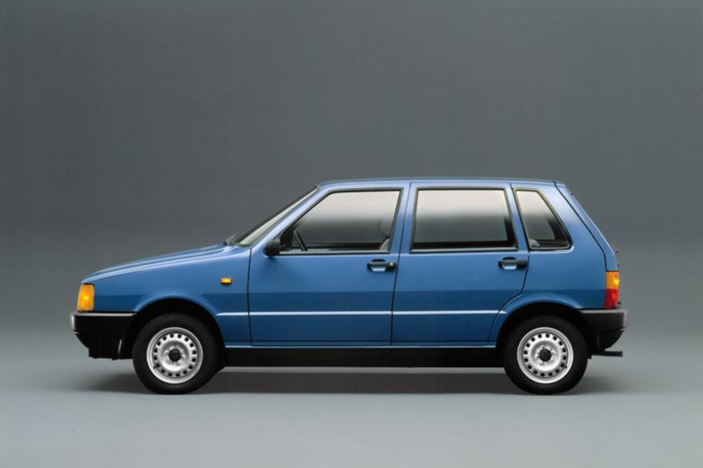 Fiat Uno Fünftürig ab 1983