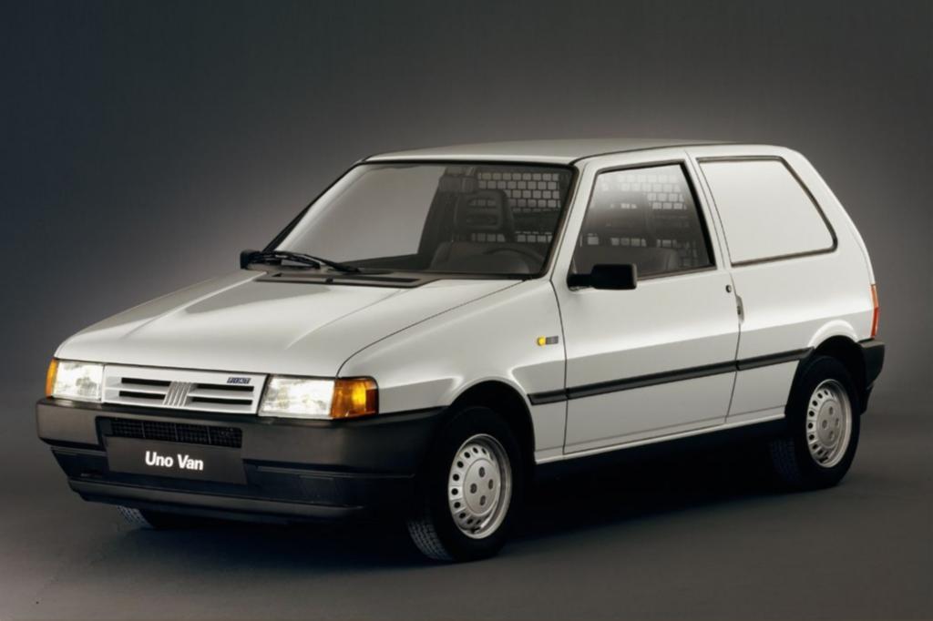 Fiat Uno Lieferwagen ab 1989