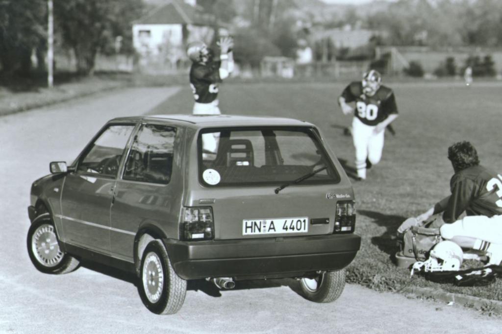 Fiat Uno Turbo E ab 1985
