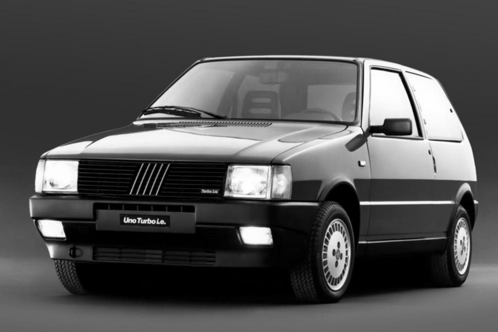 Fiat Uno Turbo IE ab 1985