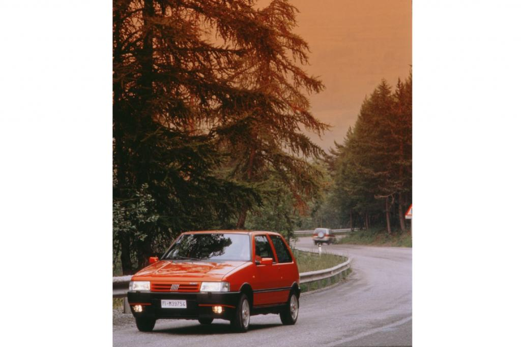 Fiat Uno Turbo IE ab 1989