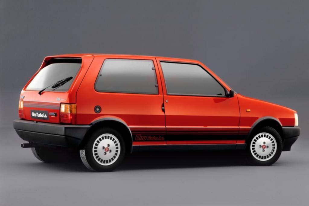 Fiat Uno Turbo ab 1985