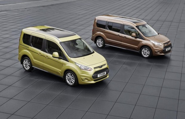 Ford Tourneo Connect: First Class im Familienauto