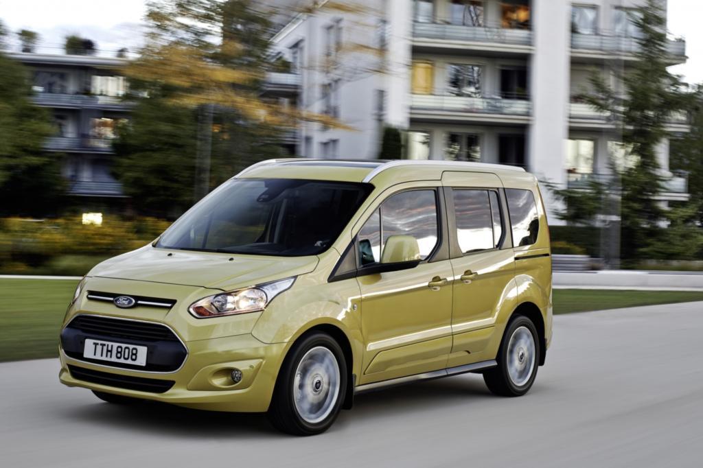 Ford Tourneo Connect und Grand Tourneo Connect