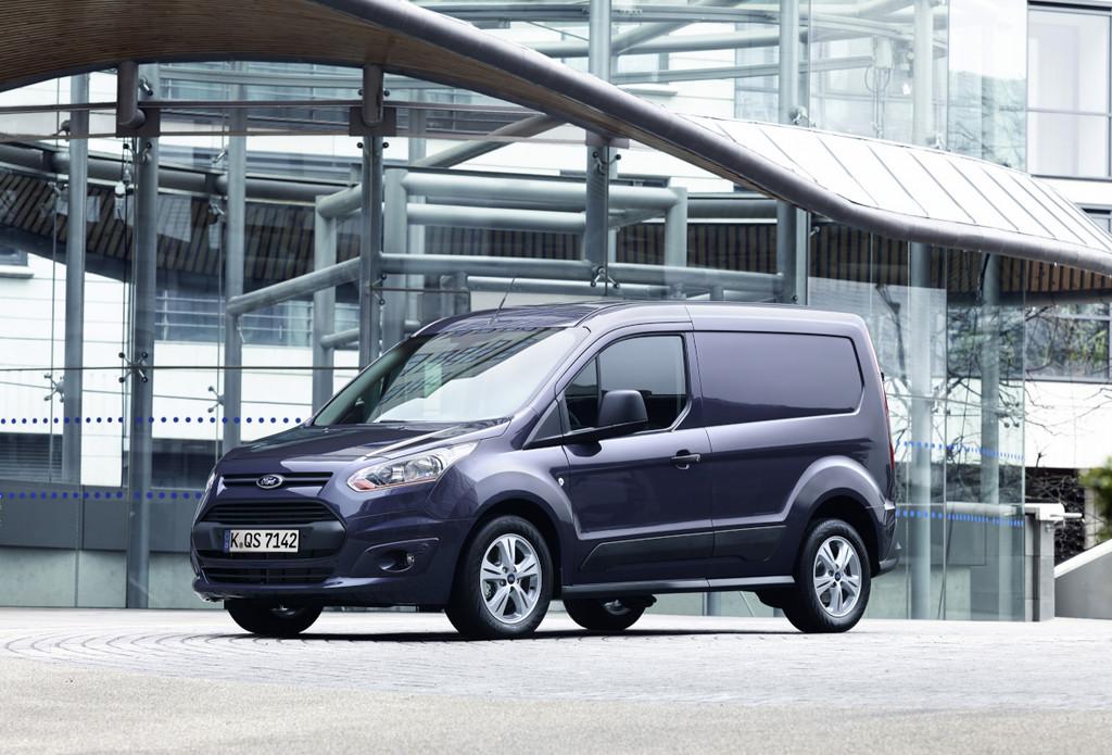 Ford Transit Connect kommt im 1. Quartal 2014