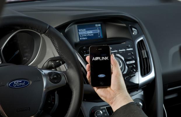 Ford baut zehn-millionstes Fahrzeug mit Sync-System