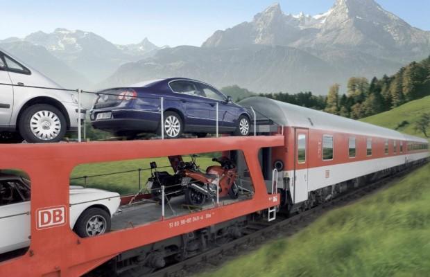 Güterverkehr auf der Schiene rückläufig