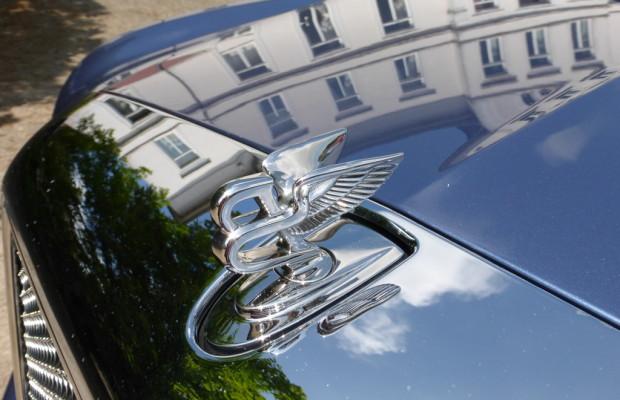 Gläserne Manufaktur baut wieder Bentleys
