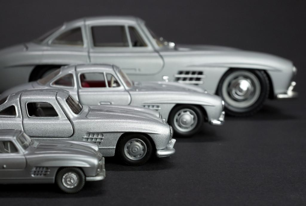 Historische Mercedes-Benz steigen weiter im Wert