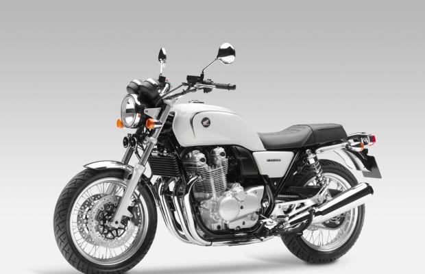 Honda CB 1100 kommt noch klassischer