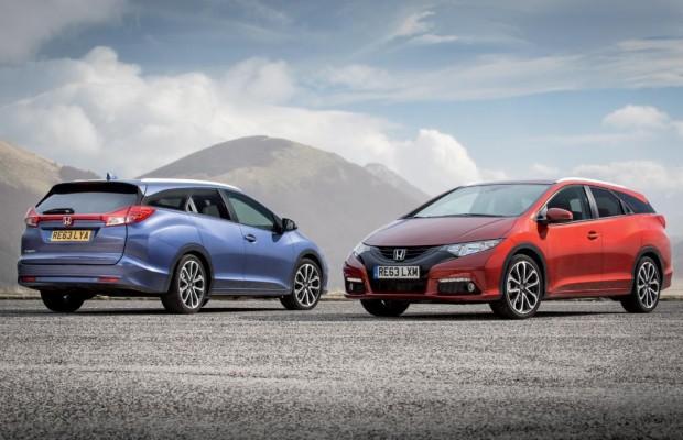 Honda bringt die Kombi-Version des Civic zurück