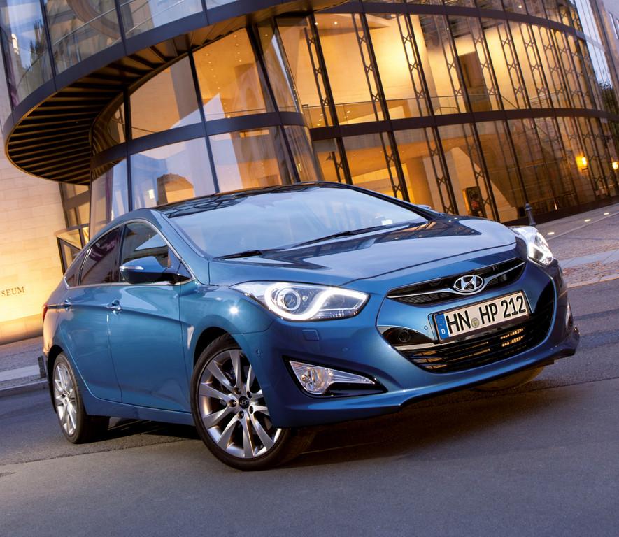 Hyundai i40 jetzt mit Flexsteer