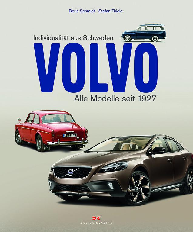 Im Bücherregal: Volvo auf die schnelle Tour
