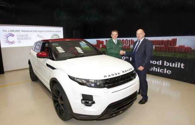 Jaguar Land Rover macht die Millionen voll