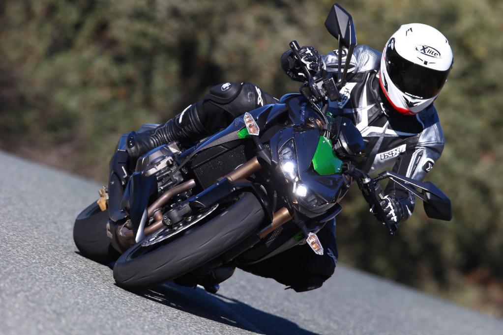 Kawasaki Z1000: Macho auf zwei Rädern