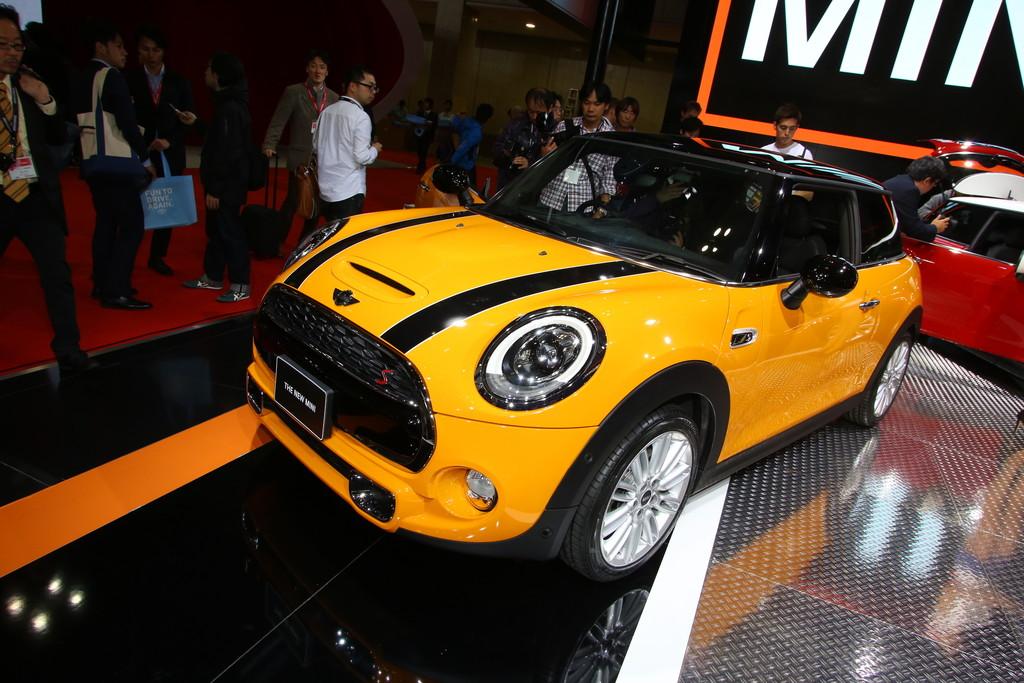 L.A. und Tokyo 2013: Mini mit neuen Maßen