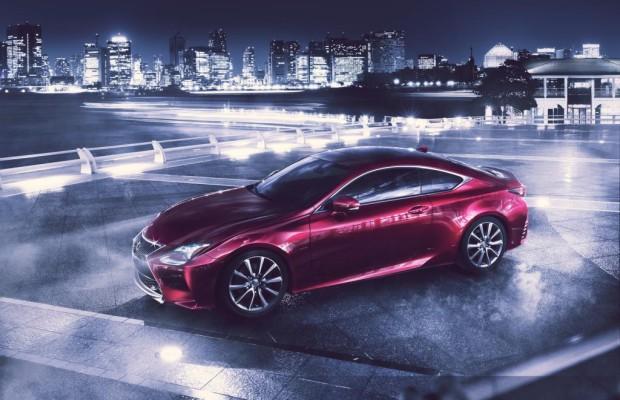 Lexus RC - Endlich ein edles Mittelklasse-Coupe