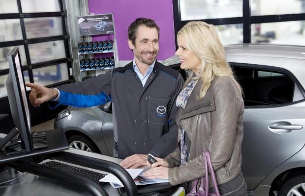 Mazda macht Gebrauchtwagen seit sieben Jahren transparent