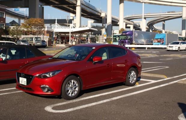 Mazda3 Hybrid - Für Japan jetzt auch mit Doppelherz