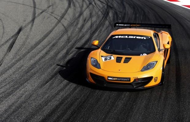 McLaren-Automobile in Neuseeland