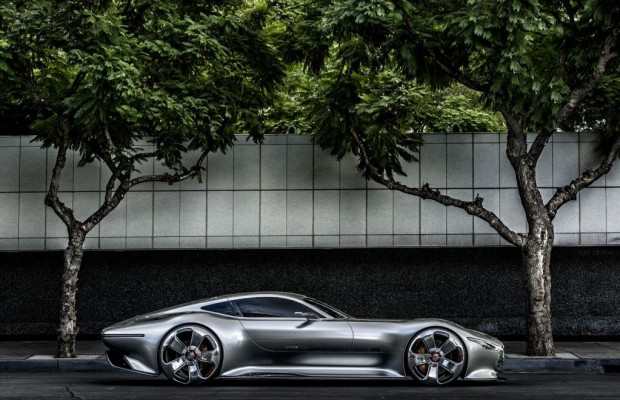 Mercedes-Benz AMG Vision Gran Turismo: Vom Rennspiel auf die Straße