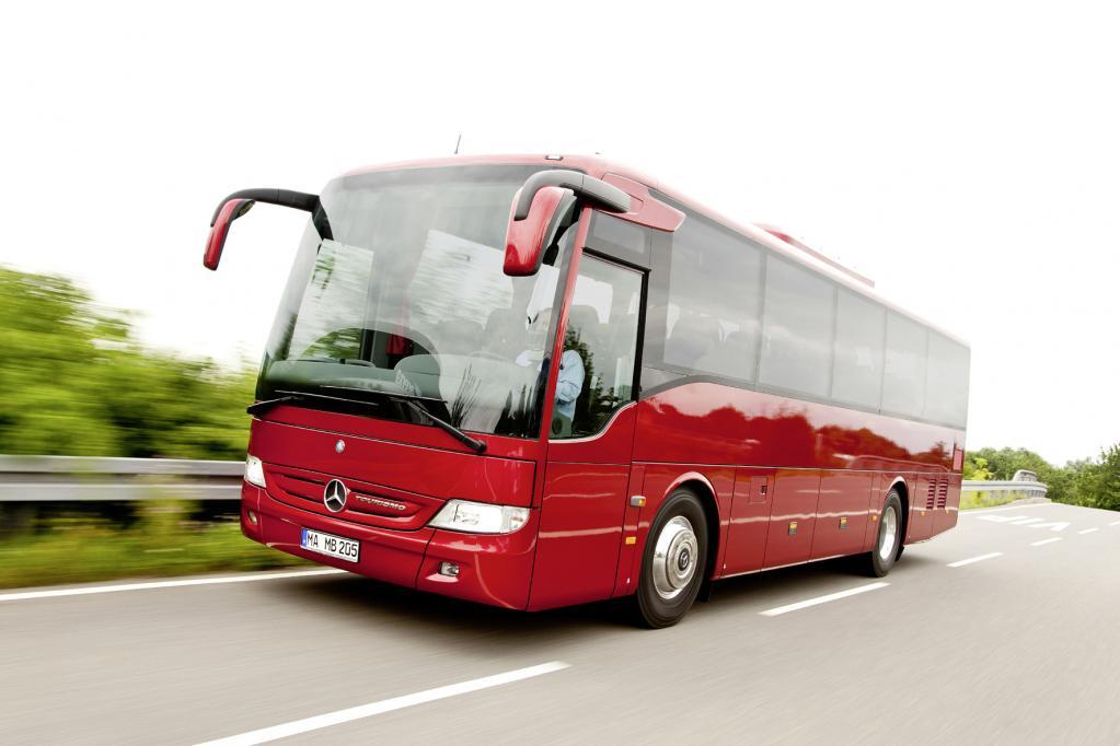 Mercedes-Benz Tourismo K: Kurzware für die Businessklasse