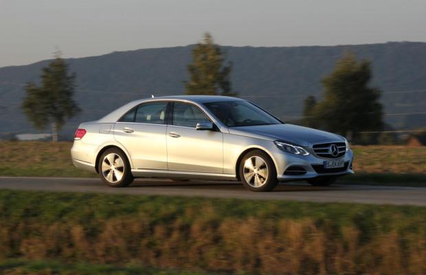 Mercedes-Benz schafft Oktober-Verkaufsrekord