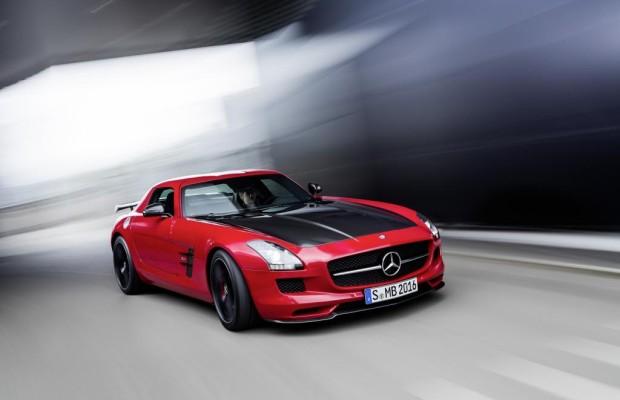 Mercedes SLS AMG GT Final Edition - Höhepunkt und Schluss