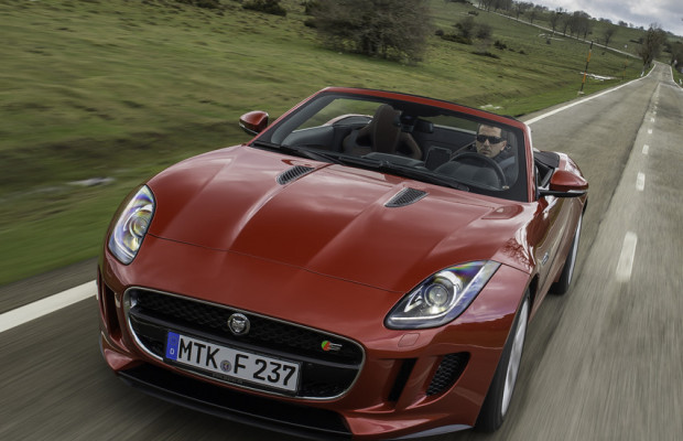 Mit Jaguar sind die Kunden zufrieden