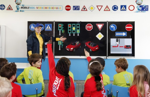 Mobile-Kids-Schultage starten