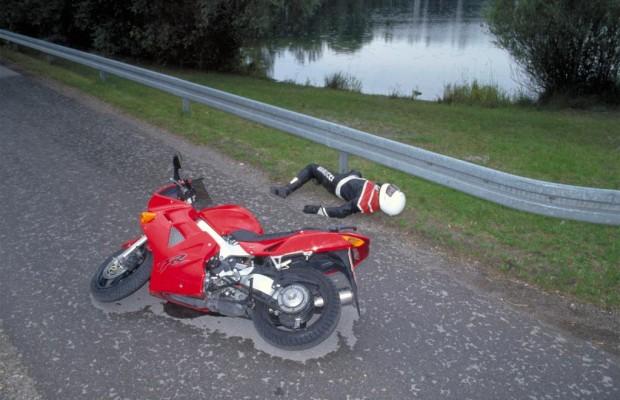 Motorradunfall: Verursacher haftet im Sicherheitstraining