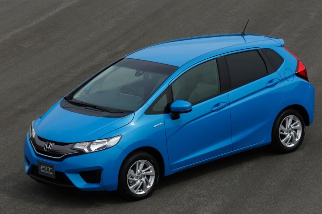 Nächste Generation Honda Jazz - Fit für die Zukunft